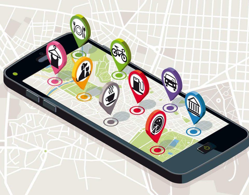 Pozycjonowanie lokalne i Mapy Google